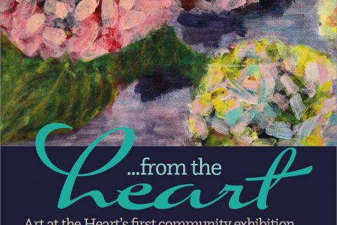 'From the Heart', First Community Exhibition