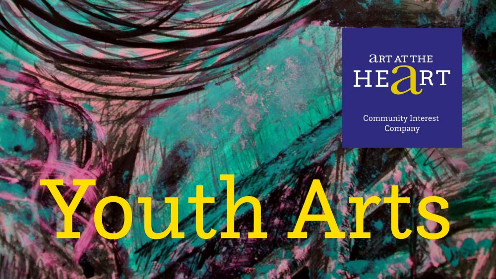 Youth Arts Solihull Identity
