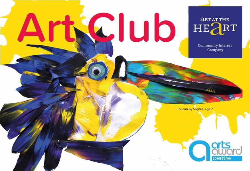 Art Club Identity