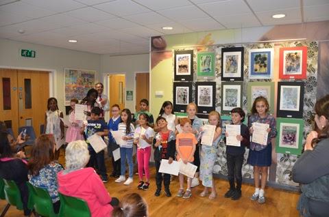 First Arts Award Ceremony