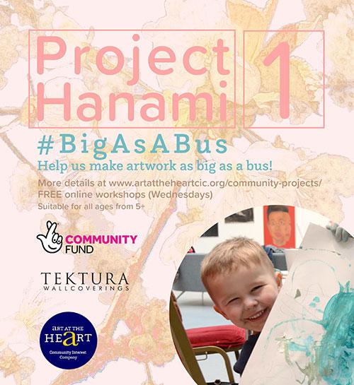 Project Hanami post small