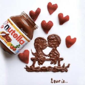 love is Nutella