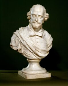 Bust of William Shakespeare, Birmingham Museum & Art Gallery