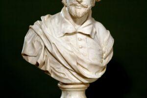 Bust of William Shakespeare, Birmingham Museum & Art Gallery