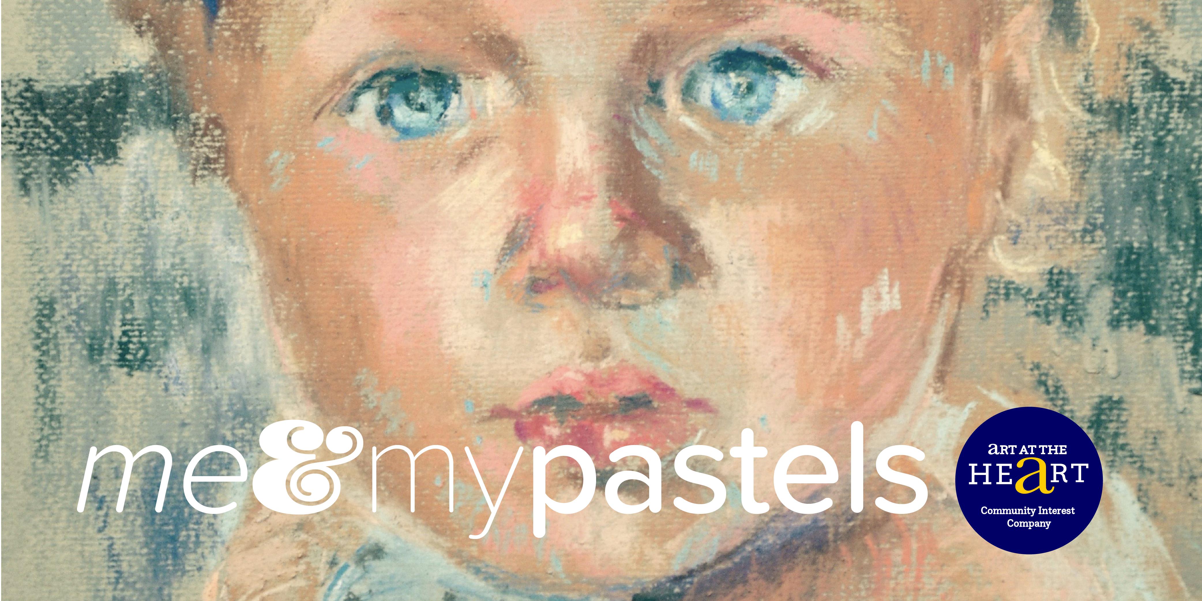 Me&MyPastels: Portraits